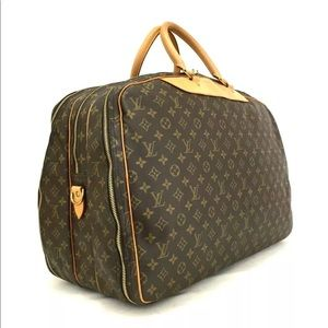 Louis Vuitton Alize Bandouliere Suitcase Keepall